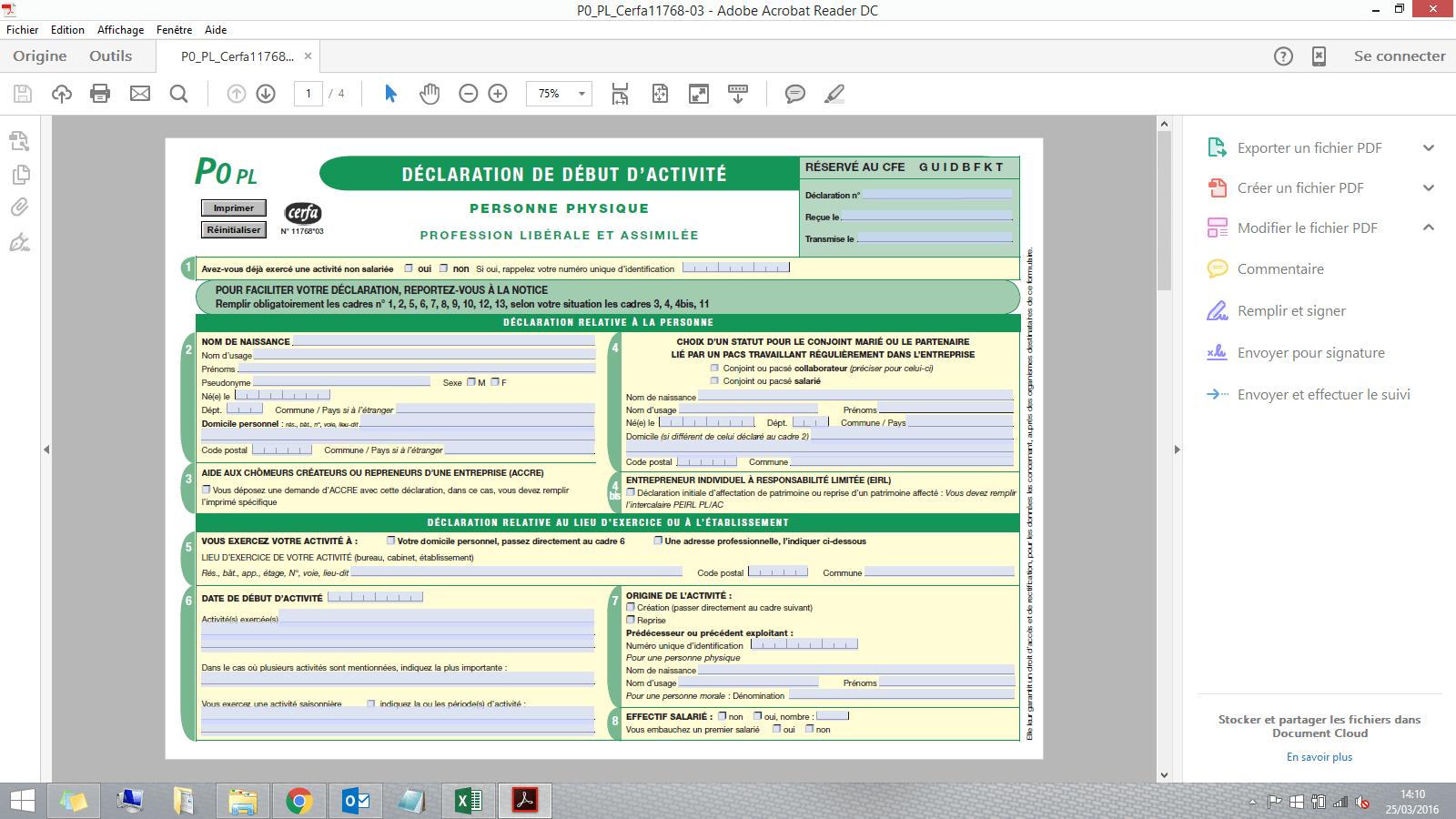 formulaire p0pl