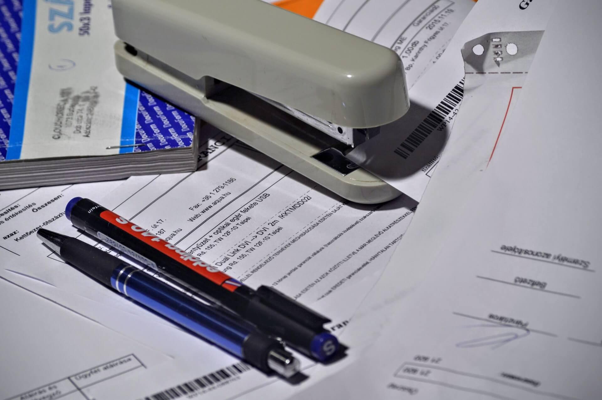 Justificatifs Temps Conserver Factures Fiscales De Liasses Et Combien IUOPx8qwI